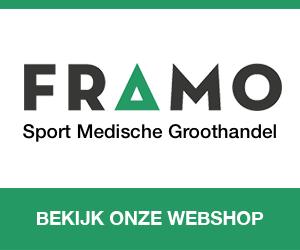 HACCP pleister Webshop FRAMO Sport Medische Groothandel